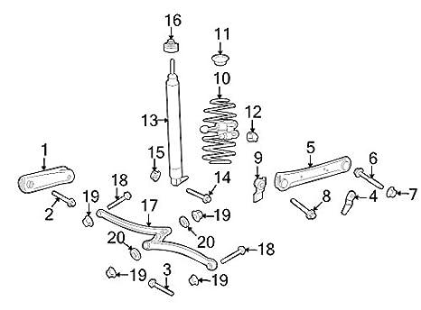 Genuine Ford Coil Spring 3W7Z-5560-CA