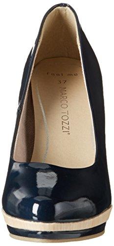 Navy 805 Tozzi Marco Bleu Femme Escarpins 22433 gwYZqRYXF