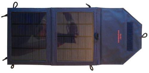Amazon.com: Qi Pack TM marca Cargador Solar 7,5 W con ...