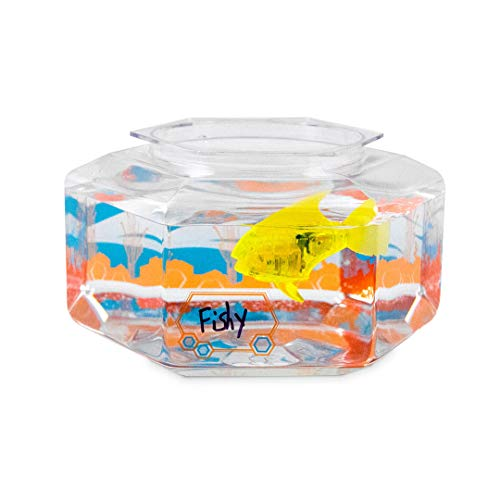 HEXBUG Aquabot 2.0 with Fishbowl]()