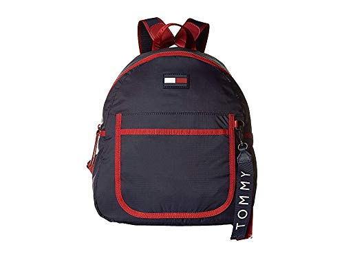 Tommy Hilfiger Crewe Backpack Red/Multi One Size