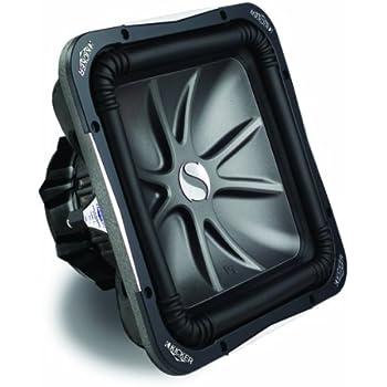 kicker 08s15l74 solo baric l7 15 inch 380mm 4. Black Bedroom Furniture Sets. Home Design Ideas