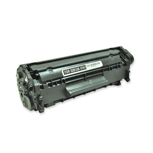 TonerBoss Remanufactured Toner Cartridge Replacement for HP Q2612A (10-Pack) HPQ2612A