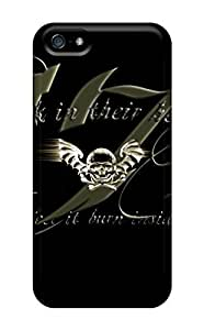 For Iphone 5/5s Premium pc Case Cover A7x Avenged Sevenfold Protective Case