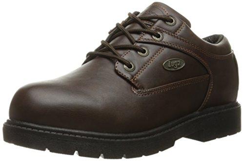 Lugz Men's Savoy Eee Boot, Saddle/Black, 12 3E by Lugz