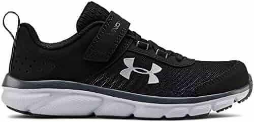Under Armour Kids' Pre School Assert 8 Alternate Closure Sneaker