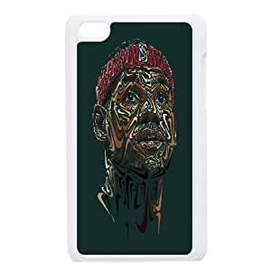 Hard Plastic Cover NBA Cleveland Cavaliers LeBron James Phone Case Protective Case 172 FOR IPod Touch 4th At ERZHOU Tech Store