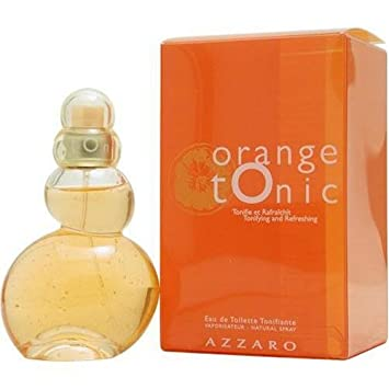 Azzaro Orange Tonic By Azzaro For Women. Eau De Toilette Spray 1.7 oz