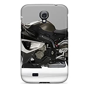 Galaxy S4 2010 Bmw S1000rr Print High Quality Tpu Gel Frame Case Cover