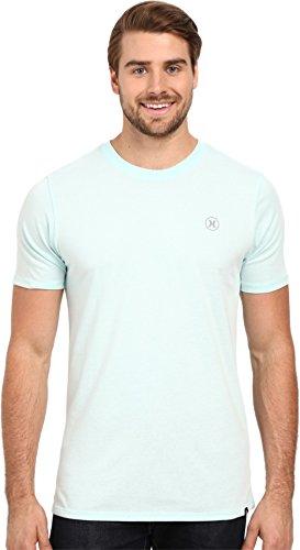 hurley-mens-staple-dri-fit-tee-bermuda-green-shirt