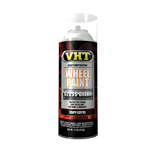 VHT SP184 Clear Coat Wheel Paint Can - 11 ()