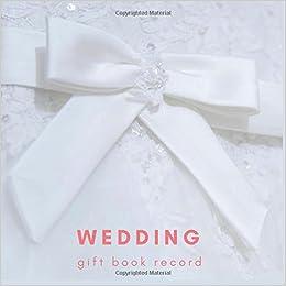 ee1342e1c9a5 Wedding Gift Book Record  Gift Log  Present Receipt log