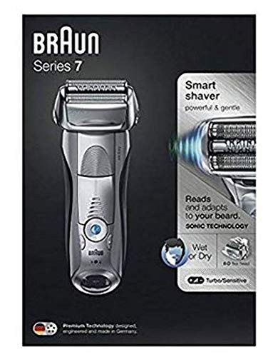 Braun 7893s Wet Dry Electric Foil Shaver
