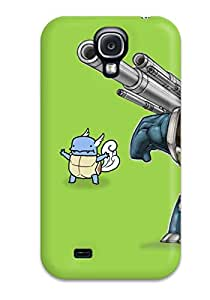 (hDdhoUa3908IXhAO)durable Protection Case Cover For Galaxy S4(pokemon)