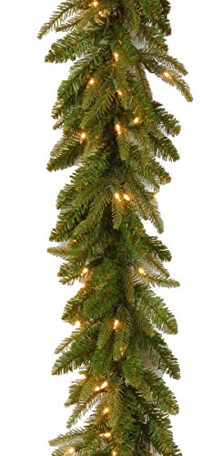National Tree 6 Foot by 10 Inch