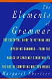 img - for Margaret D. Shertzer: The Elements of Grammar (Paperback); 1996 Edition book / textbook / text book
