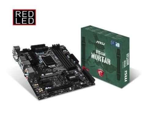MSI Arsenal GAMING Series Micro ATX Motherboard 2133MHz (Socket 1151) B150MMORTAR