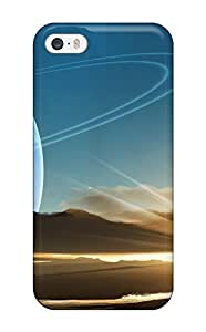 RpjwlEa858pVtpu Case Cover, Fashionable Iphone 5/5s Case - Sunset On Strange Planet