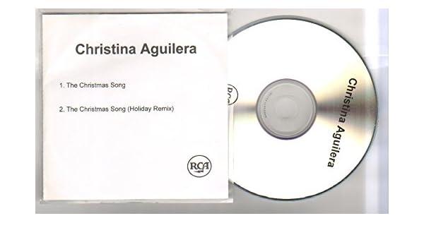 CHRISTINA AGUILERA - CHRISTMAS SONG - CD : CHRISTINA AGUILERA: Amazon.es: Música