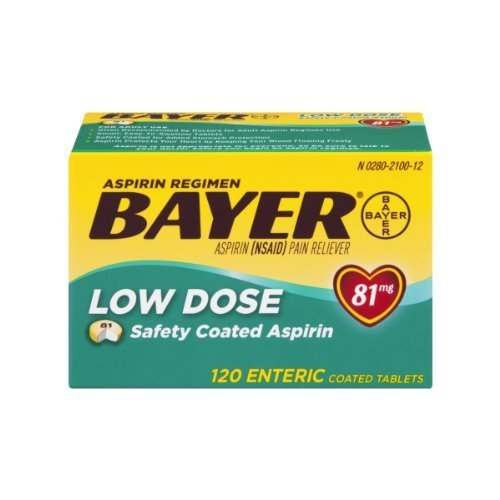 bayer-aspirin-regimen-pain-reliever-low-dose-enteric-coated-tablets-120-ct-pack-of-3
