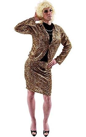 36ca7e0ce Amazon.com  Drag Queen Costume  Clothing