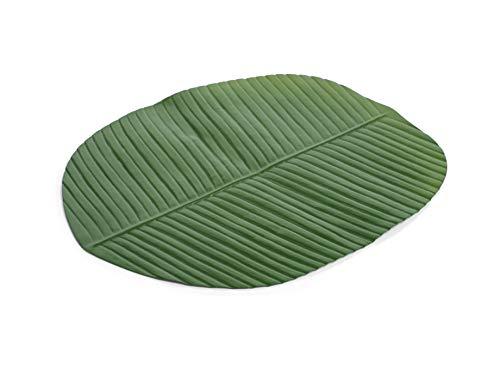 Faux Eva Banana Leaf Placemat 16
