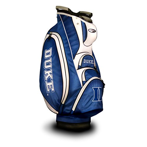 Team Golf NCAA Duke Blue Devils Victory Golf Cart Bag, 10-wa