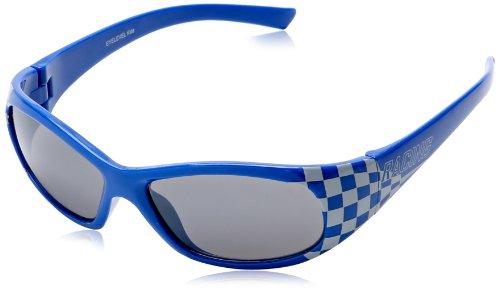 EYELEVEL - Lunettes de Soleil Garçon - RACING Bleu (Blue)