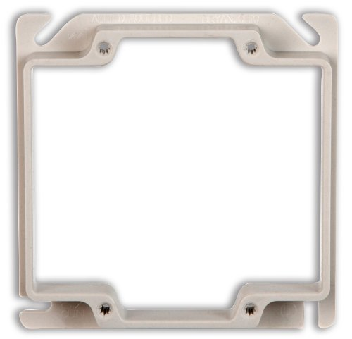 Box Plaster (Allied Moulded H9346= Plaster Rings and Covers)