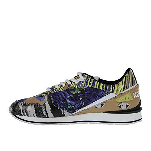 Kenzo Sneaker Multicolore A Fantasia - 40