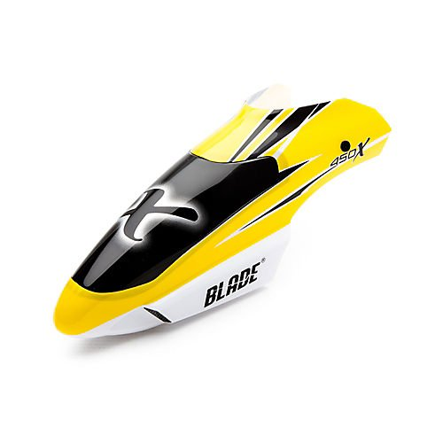 blade 450x yellow canopy - 1