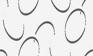 Papel pintado con pintura de diseño grande-papel negro pigment 95179-1