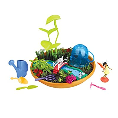 PlayMonster My Fairy Garden - Lily Pond, 3651: Toys & Games