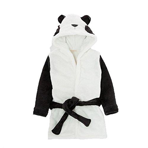 toddler bathrobe hooded - 6