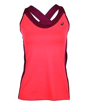 ASICS Camiseta Padel Mujer 47591: Amazon.es: Deportes y aire ...