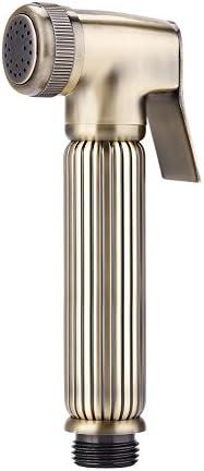 Bidet Sprayer, Antik Messing Wandhalterung Dusche WC Badezimmer Handheld Bidet Windel Spray Sprayer Shattaf
