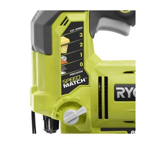 Ryobi ZRP523 18-Volt One Plus Orbital Jig Saw (Tool Only) (Certified Refurbished) by Ryobi (Image #2)