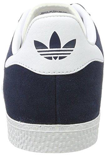 Bambini Unisex Da Gazelle Scarpe Blu – Ginnastica maruni Basse ftwbla Adidas 000 J dT6nYx88