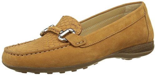 Curry Mocassins Femme Jaune Euxo Donna Geox Loafers n6xqwYFxCE