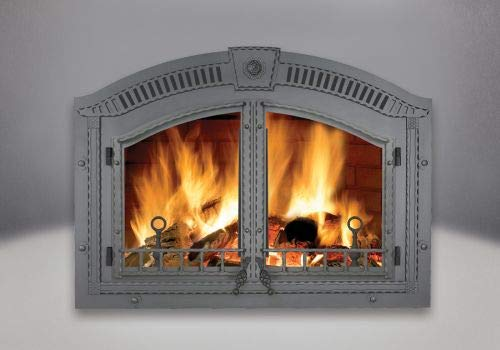 High Country Zero Wood Burning Fireplace Insert - Package1