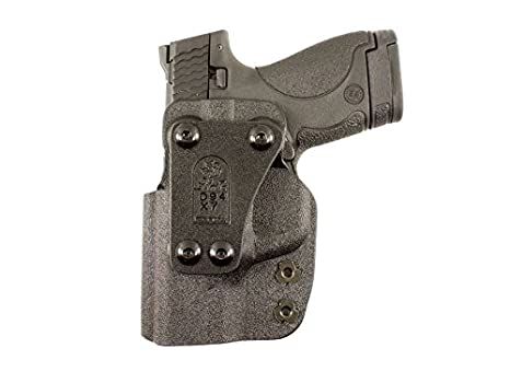 Amazon.com : Desantis DS Paddle Holster for S&W M&P Shield 9/40 - Right Hand : Sports & Outdoors