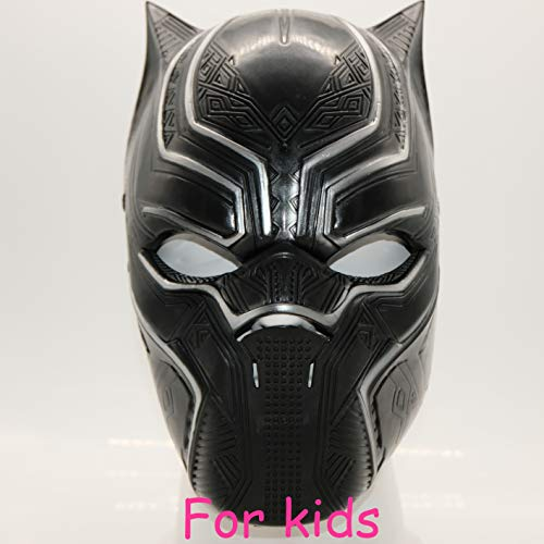 LUCILAS Black Panther Mask Adults:10