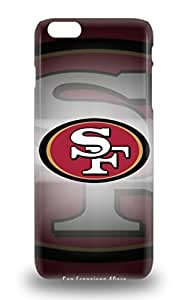 Boast Diy High Grade Flexible 3D PC case cover For Iphone 6 Plus NFL San Francisco 49ers Logo Fo2bW47PqBe