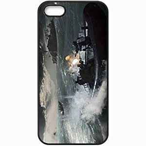 Personalized iPhone 5 5S Cell phone Case/Cover Skin Battlefield 4 Black by mcsharks