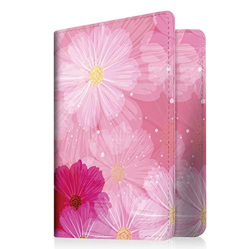 - Famavala RFID Blocking Case Cover Holder Wallet for Passport (LoveFlower)