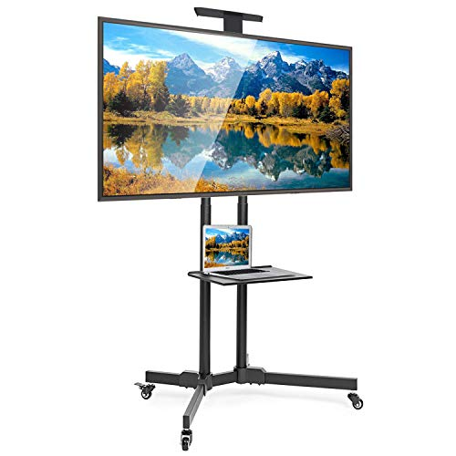 Top 10 Best Portable Tv Stands In 2019 Portable Tv Stand On Wheels