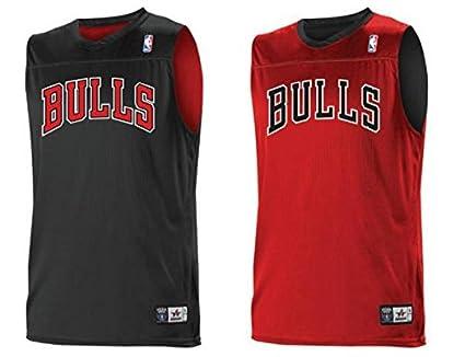 0db279394d0 Amazon.com: ALLESON Youth Medium Chicago Bulls Reverisble (Blank ...