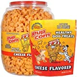 Pupcorn Cheese Dog Treats, My Pet Supplies