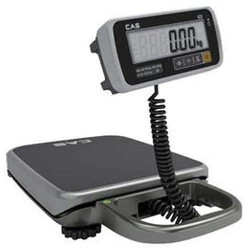 CAS PB-150 PB Series Portable Bench Scale, 150 lbs Capacity, 0.05 lbs Resolution
