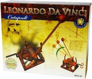 S.T.E.A.M. Line Toys Elenco Leonardo da Vinci Edu-Science - Catapult Assemble Set by S.T.E.A.M. Line Toys